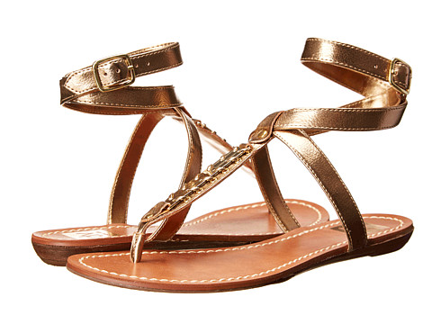 DV by Dolce Vita - Adryna (Gold Leather) Women's Sandals