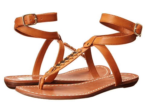 DV by Dolce Vita - Adryna (Honey Leather) Women's Sandals