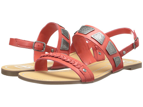 DV by Dolce Vita - Daliah (Red Leather) Women's Sandals