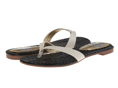 DV by Dolce Vita - Donni (Bone/Black) Women's Sandals