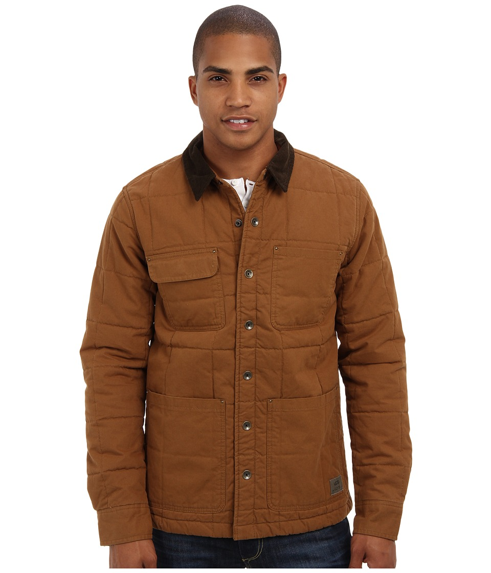 Vans - Barka Jacket (Rubber) Men's Jacket