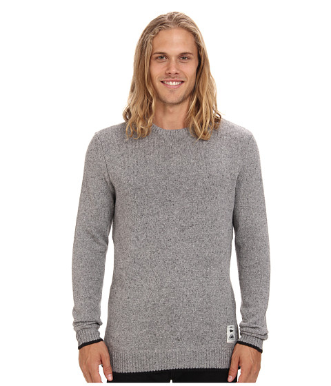 Vans - JT Merced Sweater (Concrete Heather) Men
