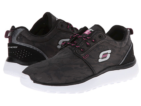 SKECHERS - Front Line (Black) Women's Shoes