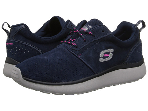 SKECHERS - Counterpart (Navy) Women's Shoes