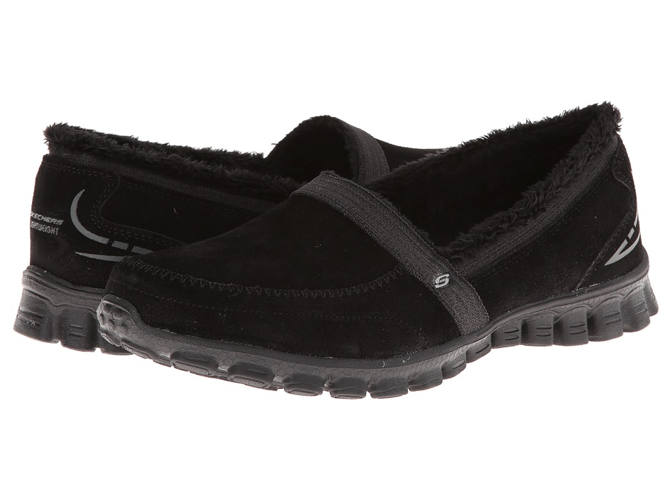SKECHERS - Chilly (Black) Women's Shoes