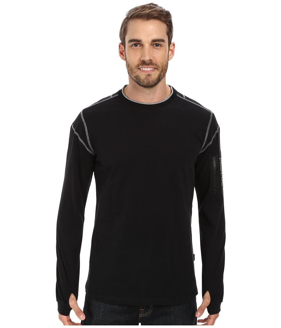 KUHL - Kommando Crew (Raven) Men's Long Sleeve Pullover