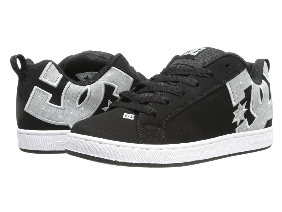 DC - Court Graffik SE W (Black/Armor) Women