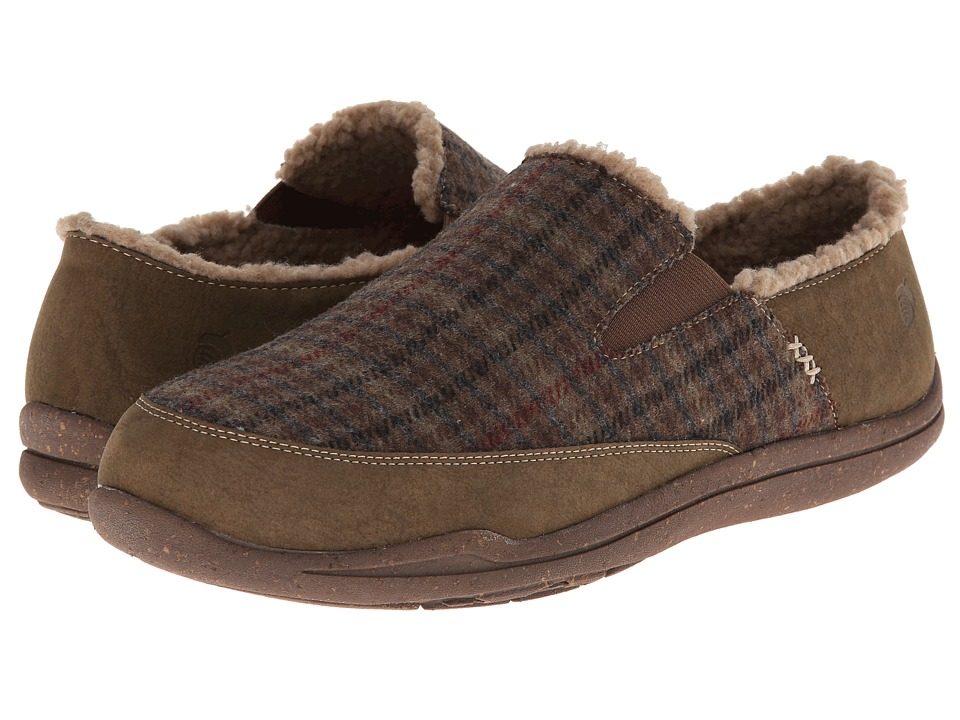 Acorn - WearAbout Moc with FirmCore (Bark) Men's Shoes
