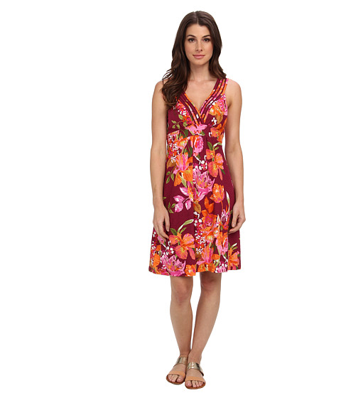 Tommy Bahama - Liguria Garden Dress (China Berry) Women