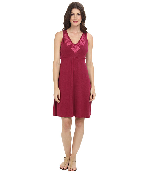 Tommy Bahama - Seneca Cross Back Dress (China Berry) Women's Dress