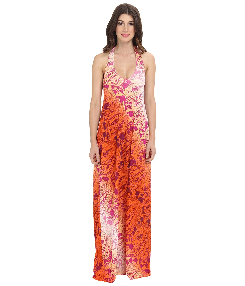 Tommy Bahama - Casa Sunrise Dress (Orange Jupiter) Women