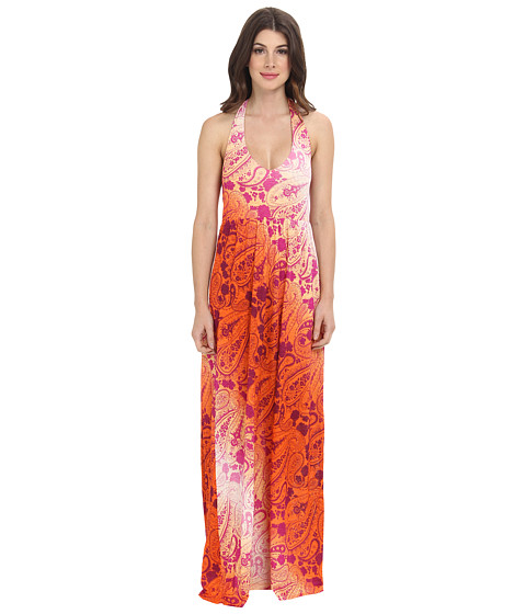 Tommy Bahama - Casa Sunrise Dress (Orange Jupiter) Women's Dress