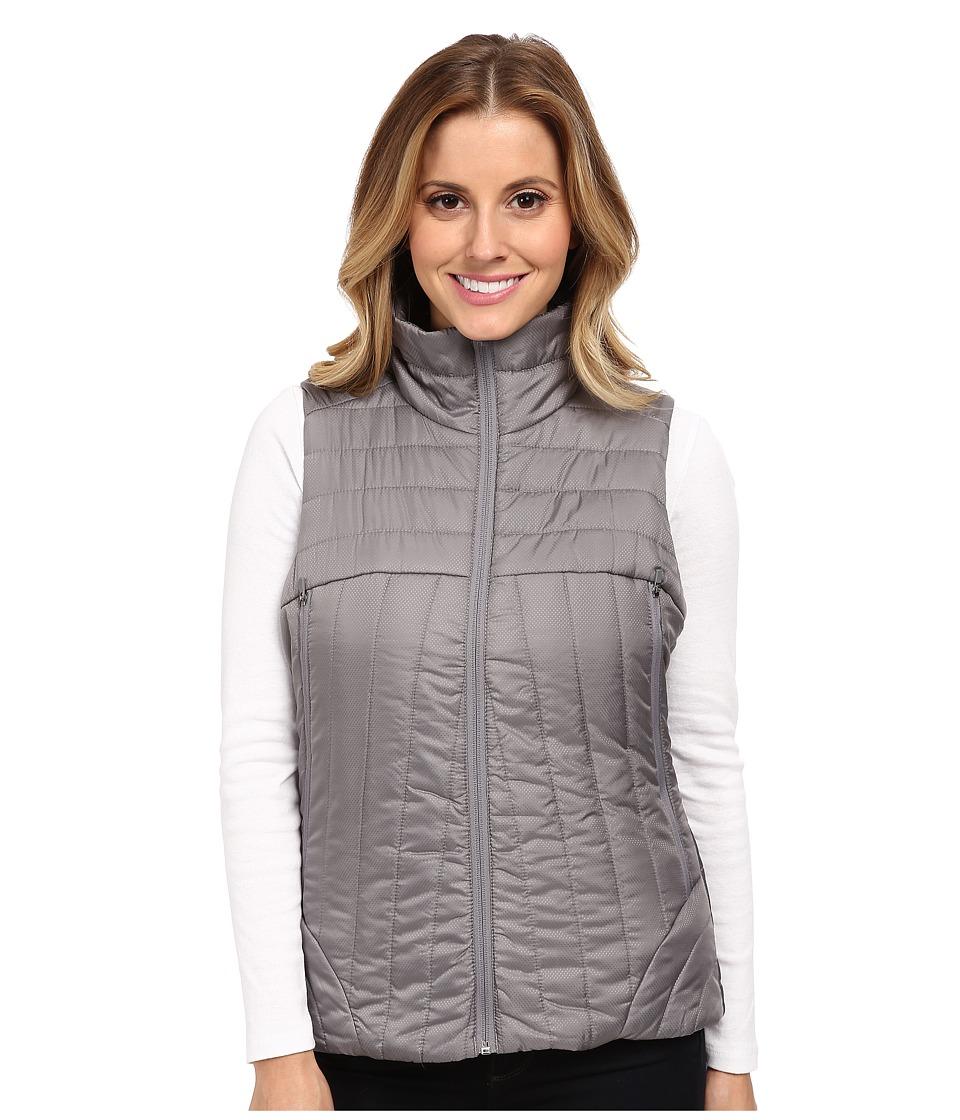 Merrell - Inertia Quilted Vest (Sidewalk) Women's Vest
