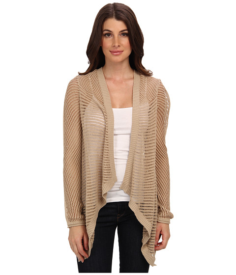 Tommy Bahama - Amaranth Cardigan (Wheatberry) Women