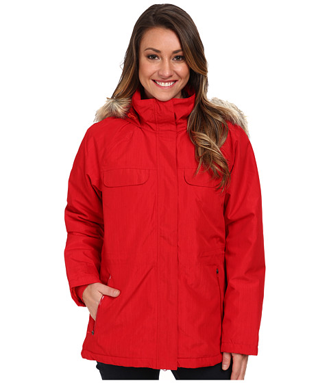 Merrell - Bandol Insulated Parka 2L (Cerise) Women's Coat