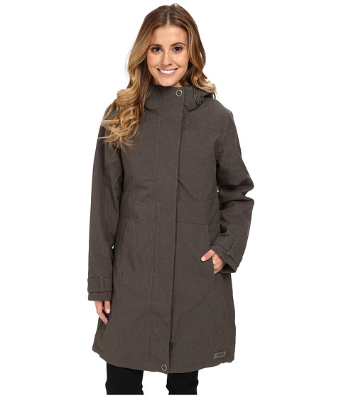 Merrell - Ellenwood Insulated (Shadow Heather) Women's Coat