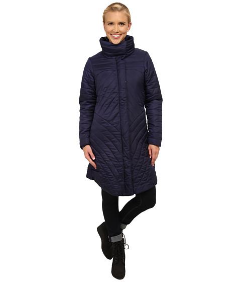 Merrell - Inertia Long Quilted Coat (Equinox) Women's Coat