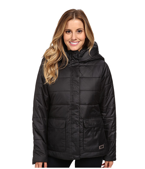 Merrell - Eva Puffy Redux (Black) Women's Coat
