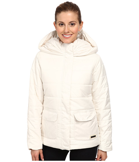 Merrell - Eva Puffy Redux (Eggshell) Women's Coat