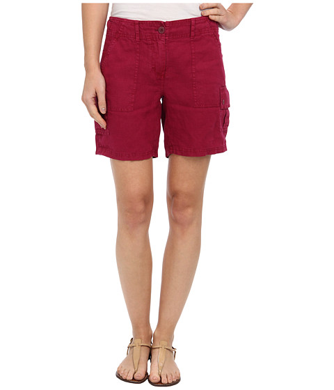 Tommy Bahama - New Two Palms Cargo Short (China Berry) Women