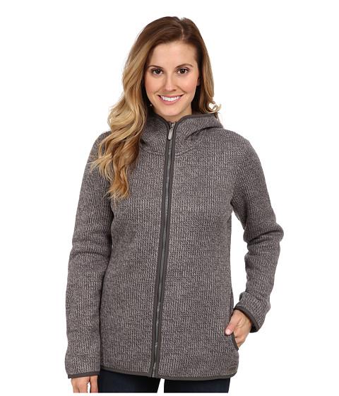 Merrell - Transition Sherpa Sweater (Sidewalk/Shadow) Women's Sweater