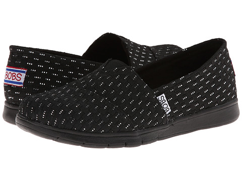 BOBS from SKECHERS - Pureflex - Gor-Gous (Black) Women