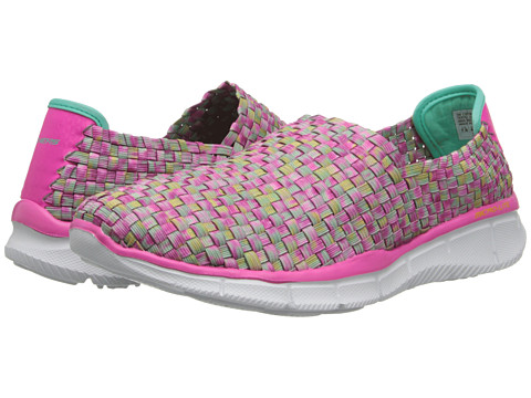 SKECHERS - Vivid Dream (Pink/Multi) Women's Shoes