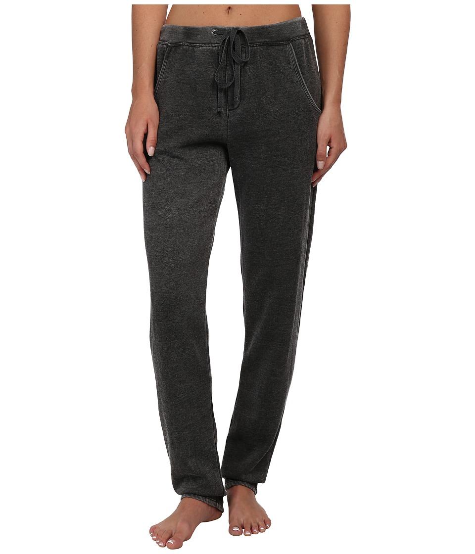 Josie - Josie Sweatshirt Pant (Charcoal Grey) Women's Pajama