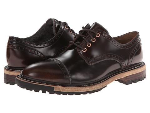 Woolrich - Machinist Leather (Koa/Ash) Men's Boots