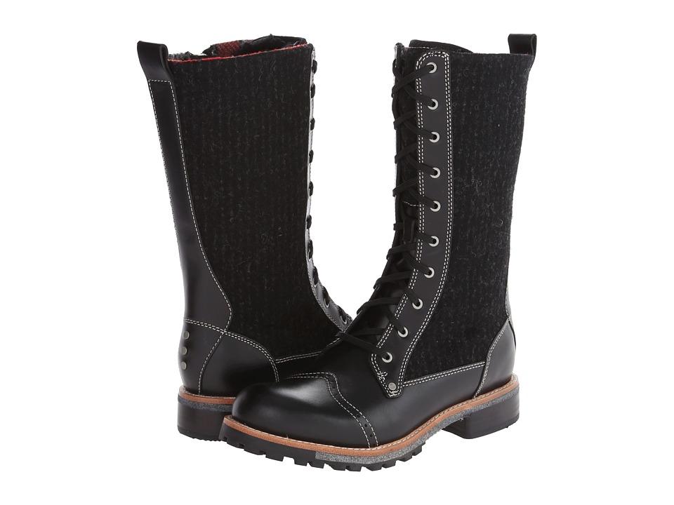 Woolrich - Santa Fe (Metal/Conductor Stripe) Women's Boots