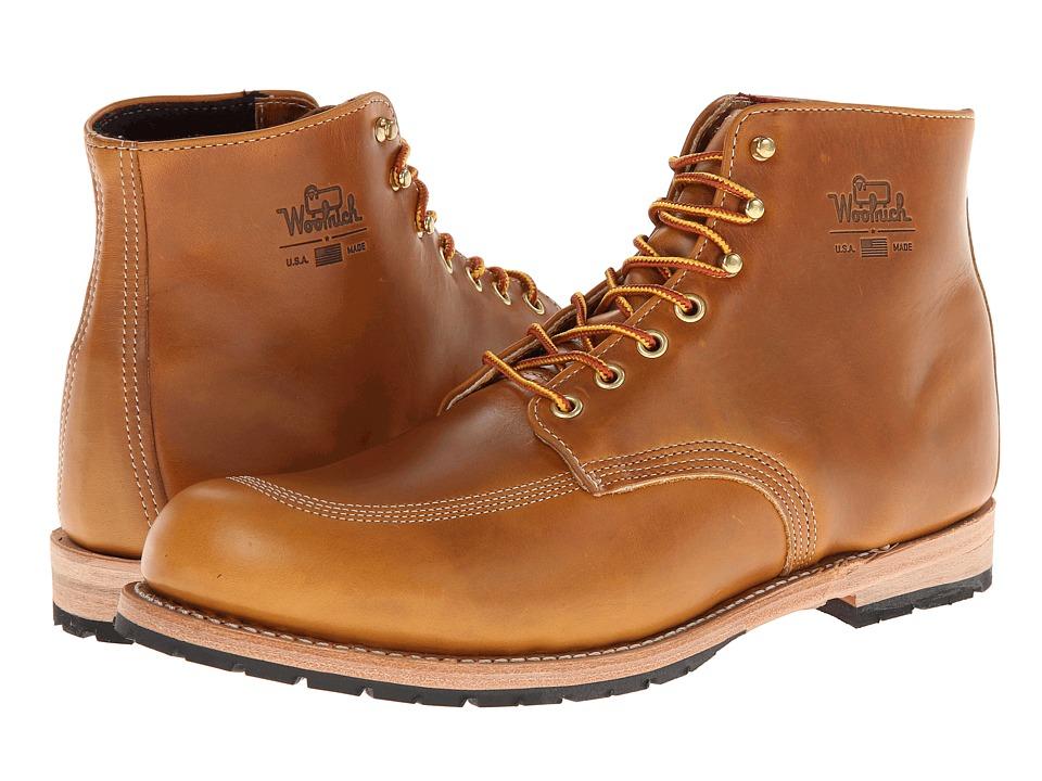 Woolrich - Yankee (Buckskin) Men's Boots