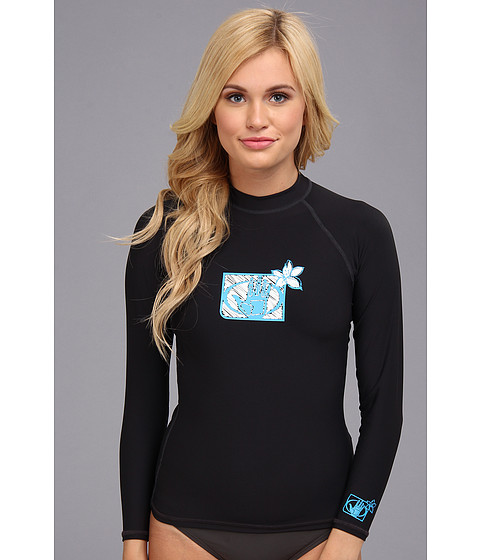 UPC 882930068400 product image for Body Glove - Basic L A Rashguard (Black)  UPC 882930068400 product image for Body Glove Women s Basic Fitted Long  Sleeve ... 276050aab