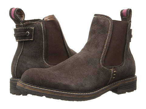 Bass - Redstone (Dark Brown) Men's Boots