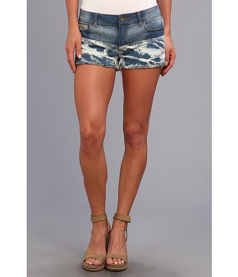 MICHAEL Michael Kors - Tie Dye/Indigo Shorts (Indigo) Women's Shorts