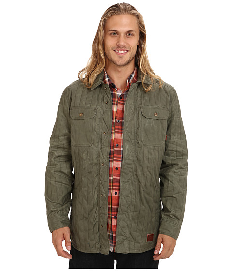 Vans - Tanka Mountain Edition (Army) Men's Coat
