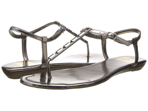 DV by Dolce Vita - Caspar (Dark Silver Stella) Women's Sandals
