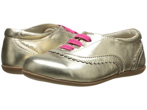See Kai Run Kids - Alexandria (Toddler/Little Kid) (Gold) Girl's Shoes