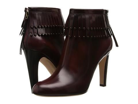 Marc Jacobs - MJ23093 (Cordovan Merlot) Women's Boots