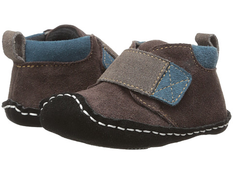 See Kai Run Kids - Sanju (Infant) (Brown) Boys Shoes