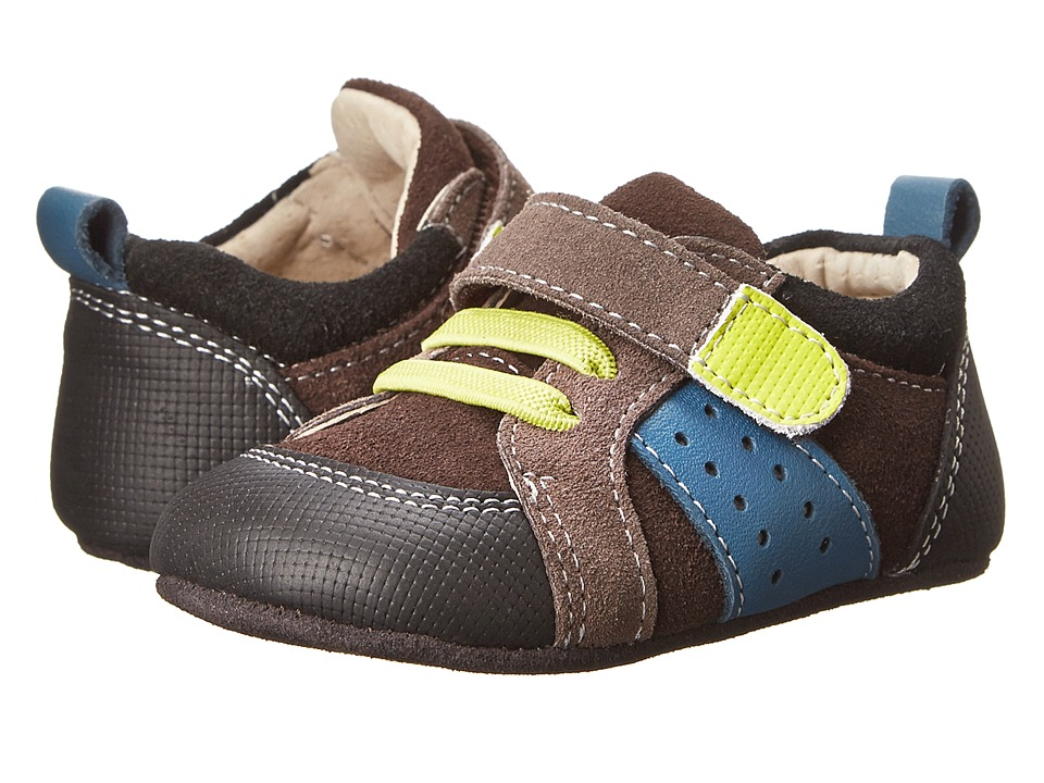 See Kai Run Kids - Henri James (Infant) (Brown) Boy's Shoes