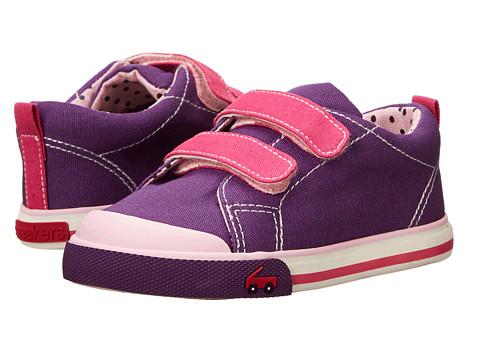 See Kai Run Kids - Veronica (Infant/Toddler) (Purple) Girl's Shoes