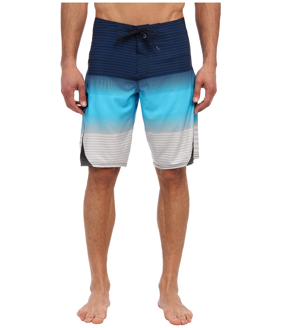 Billabong - Occy Phaser Boardshort (Neo Aqua) Men's Swimwear
