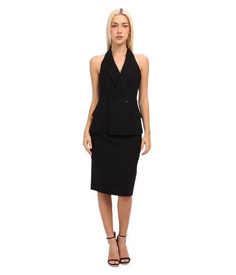 Rachel Roy - Tux Dress (Black) Women
