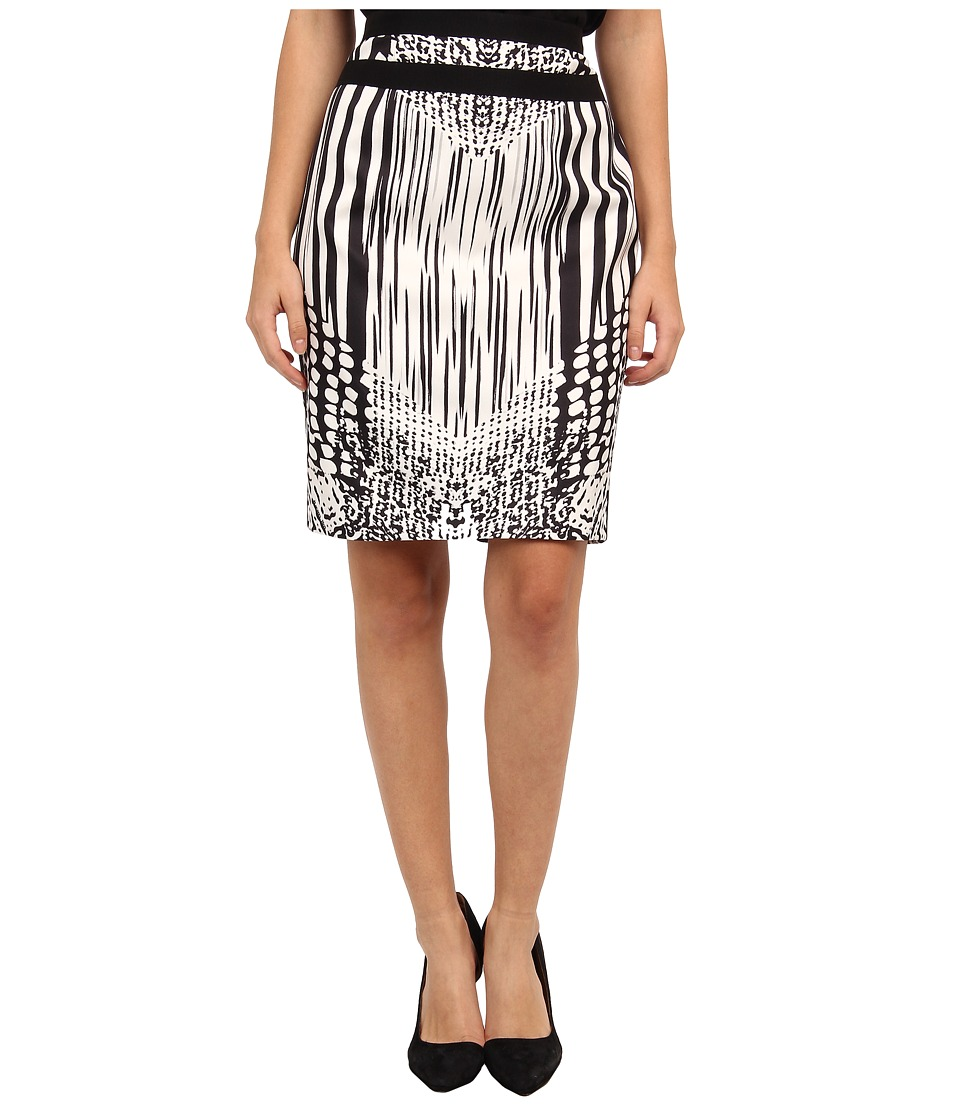 Rachel Roy - Double Waist Skirt (Black) Women
