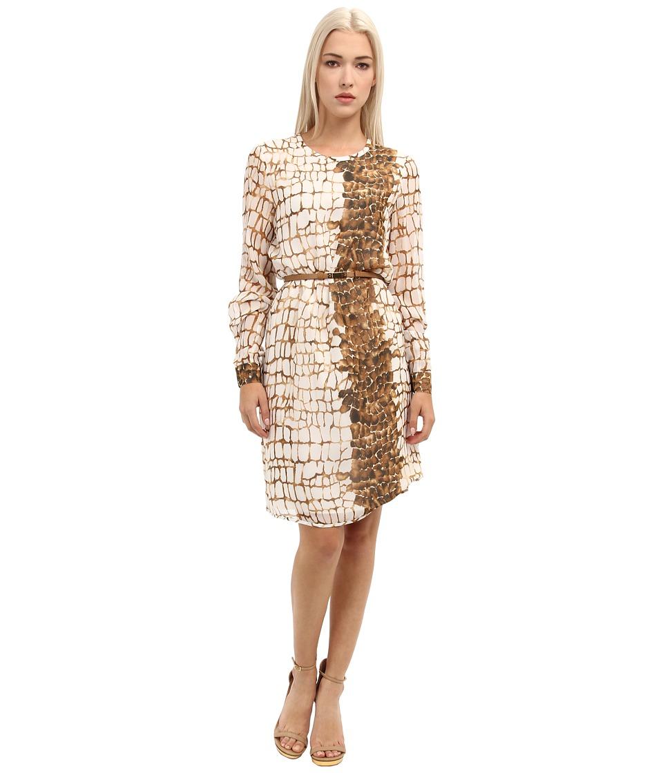Rachel Roy - Mini Dress (Sandlewood) Women's Dress