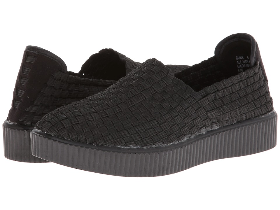 Steven - Burk (Black) Women's Shoes