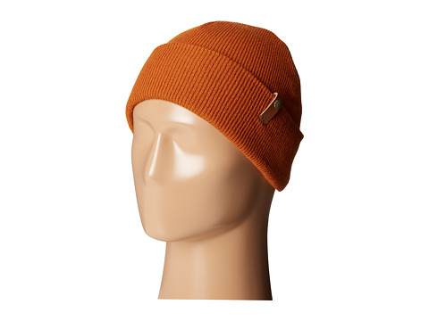 Brixton - Markus Beanie (Burnt Orange) Beanies