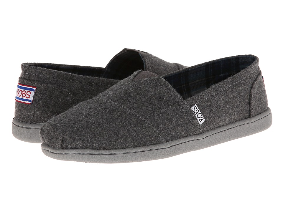 BOBS from SKECHERS - Bobs Bliss (Charcoal) Women