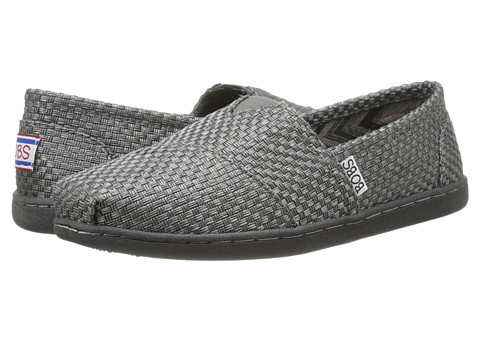 BOBS from SKECHERS - Bobs Bliss - Mars (Charcoal) Women's Shoes