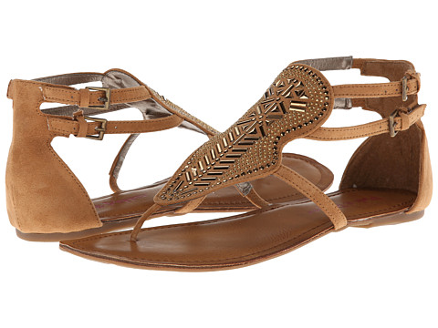 Pink & Pepper - Summar (Light Brown) Women's Sandals